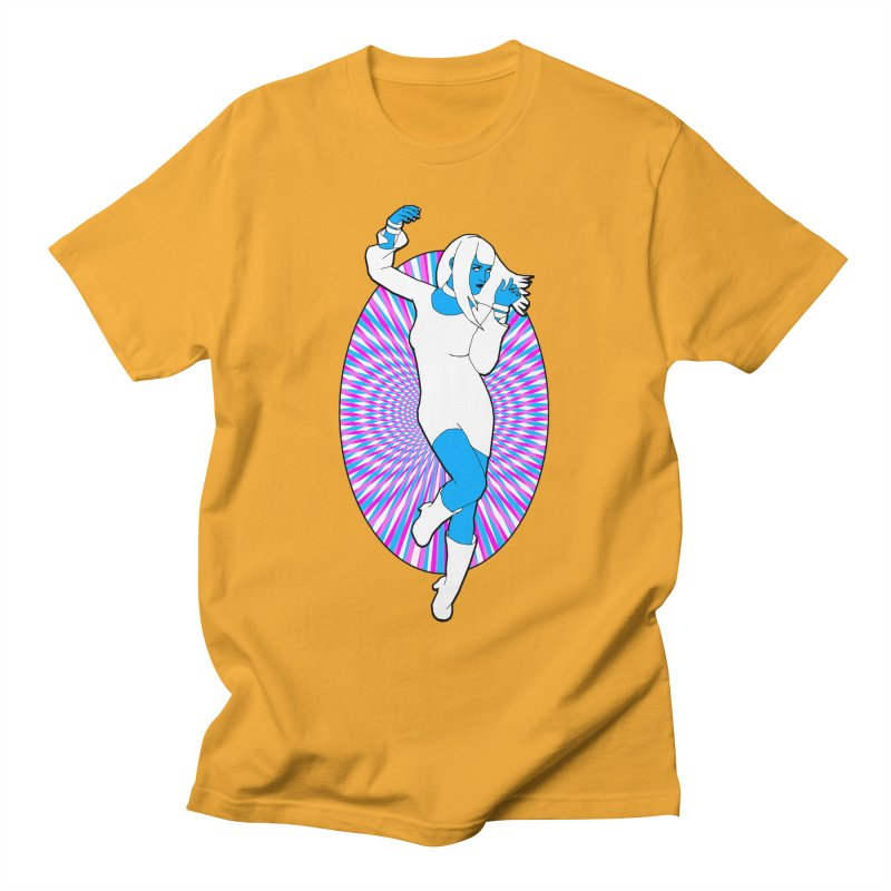 Dancing in the Streets Men's T-Shirt by Art of Ryan Winchell