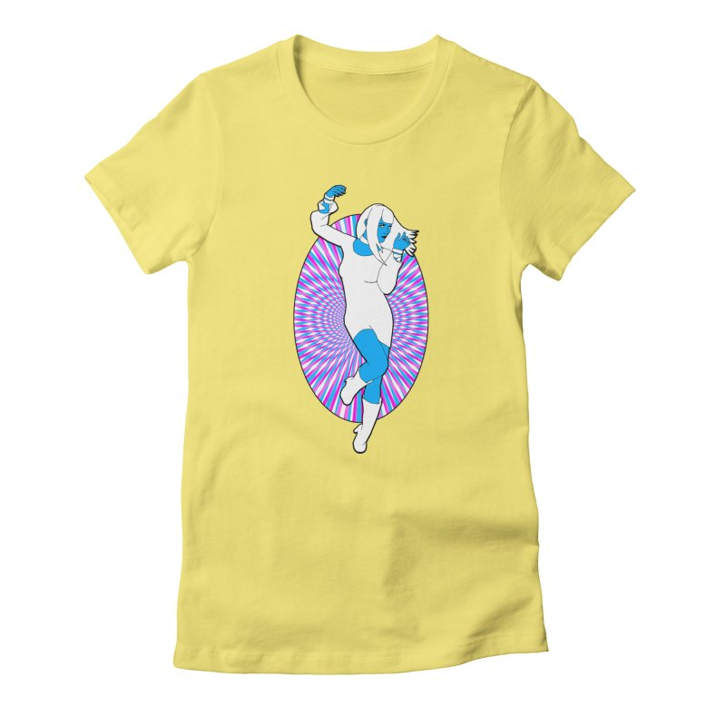 Dancing in the Streets Women's T-Shirt by Art of Ryan Winchell