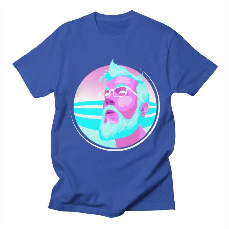 Shameless Self Promotion Men's T-Shirt by Art of Ryan Winchell