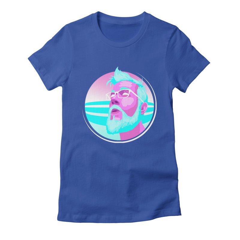 Shameless Self Promotion Women's T-Shirt by Art of Ryan Winchell