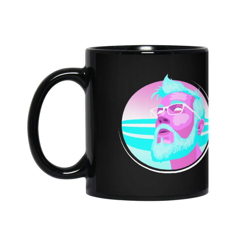 Shameless Self Promotion Accessories Mug by Art of Ryan Winchell
