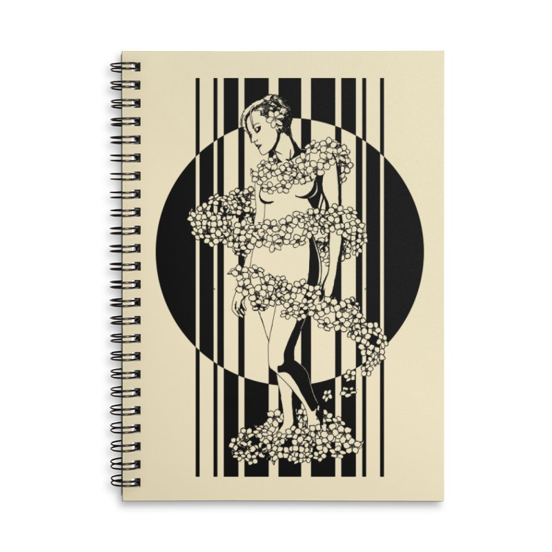 sleepwalking Accessories Notebook by Art of Ryan Winchell