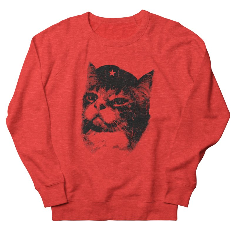 La Com-mew-nista Men's Sweatshirt by Art of Ryan Winchell