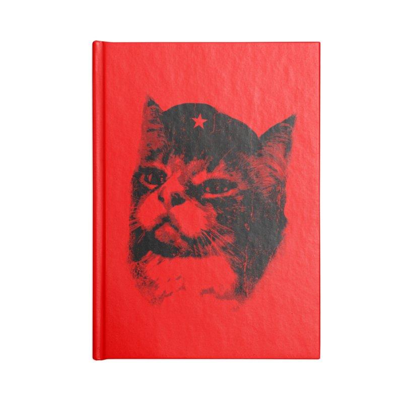 La Com-mew-nista Accessories Notebook by Art of Ryan Winchell