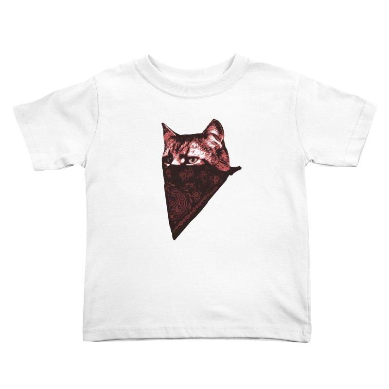 CREAM II Kids Toddler T-Shirt by Art of Ryan Winchell