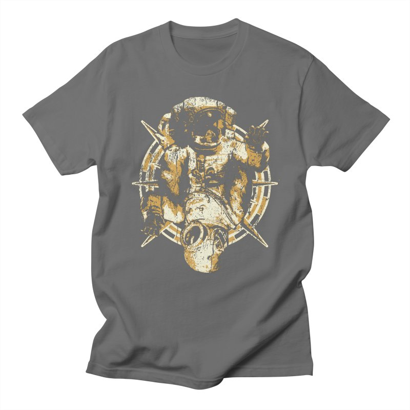TRAVELER Men's T-Shirt by Art of Ryan Winchell