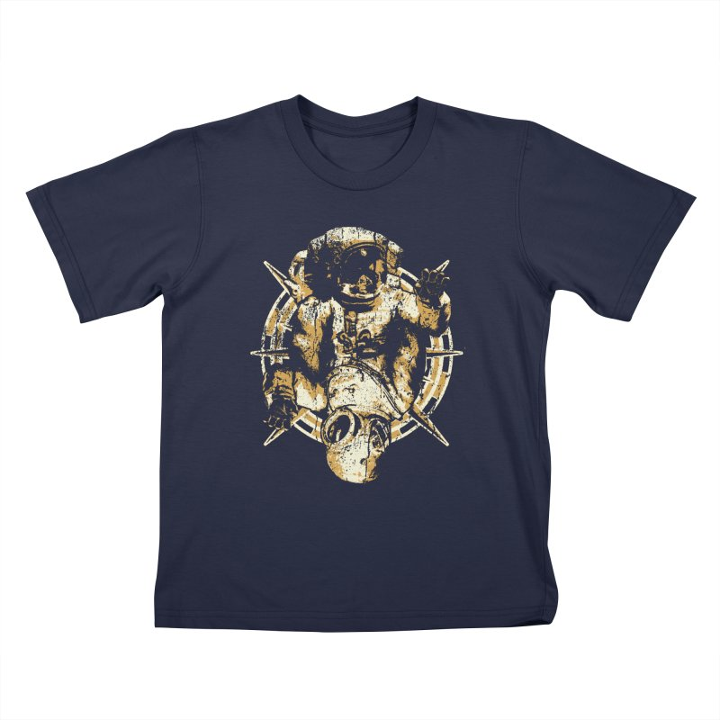 TRAVELER Kids T-Shirt by Art of Ryan Winchell