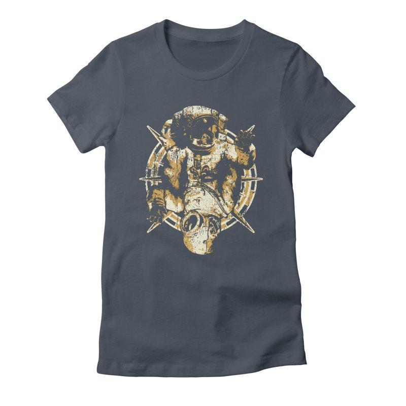 TRAVELER Women's T-Shirt by Art of Ryan Winchell