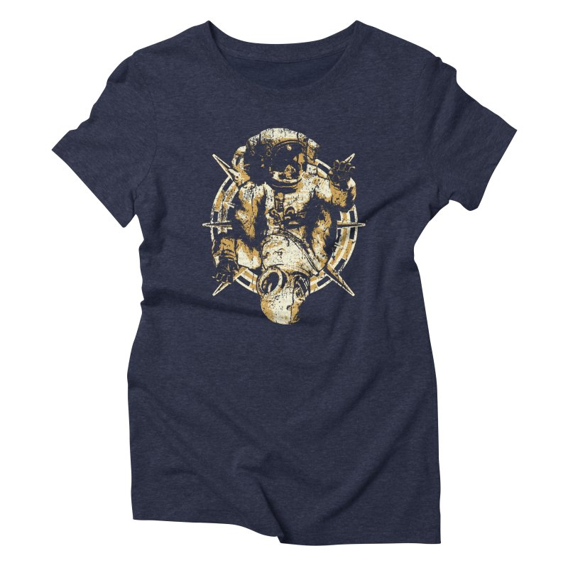 TRAVELER Women's T-Shirt by Art of Ryan Winchell