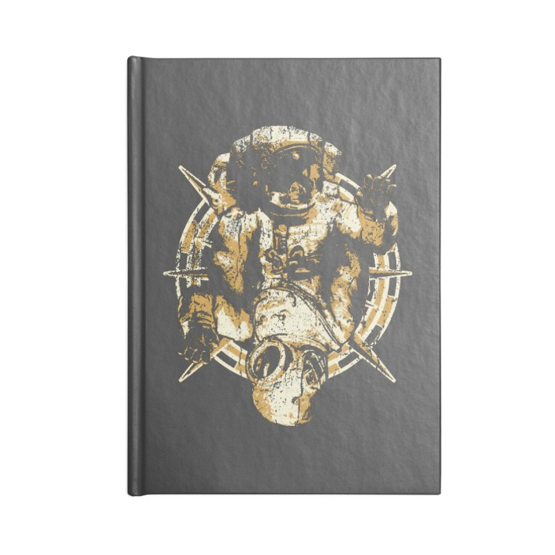 TRAVELER Accessories Notebook by Art of Ryan Winchell