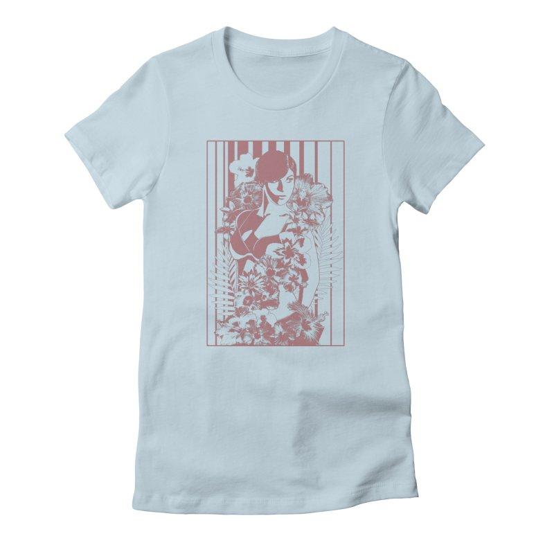 Daydreams Women's T-Shirt by Art of Ryan Winchell
