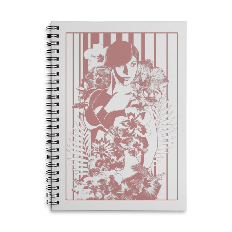 Daydreams Accessories Notebook by Art of Ryan Winchell