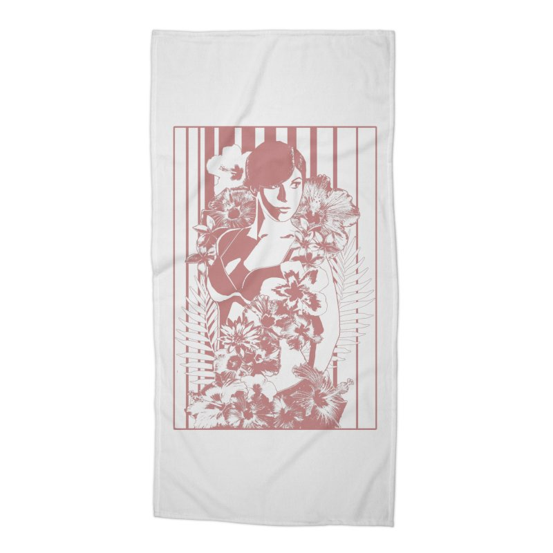 Daydreams Accessories Beach Towel by Art of Ryan Winchell