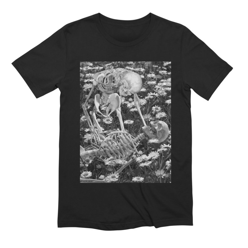 The Throes Men's T-Shirt by Art of Ryan Winchell