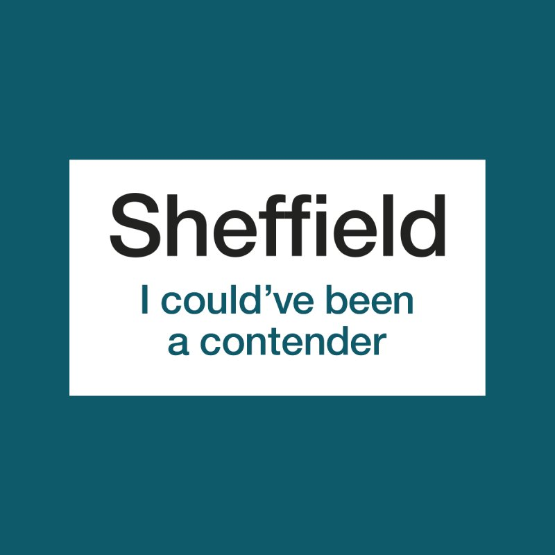 Sheffield – contender by Ryder Design