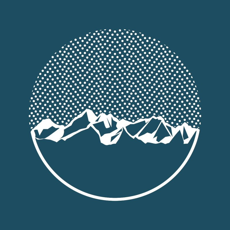 Snowy Mountains Version 2 by Ryder Design