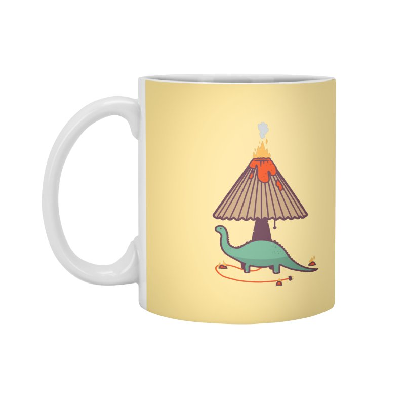 Lava Lamp Accessories Mug by Ryder Doty Shop