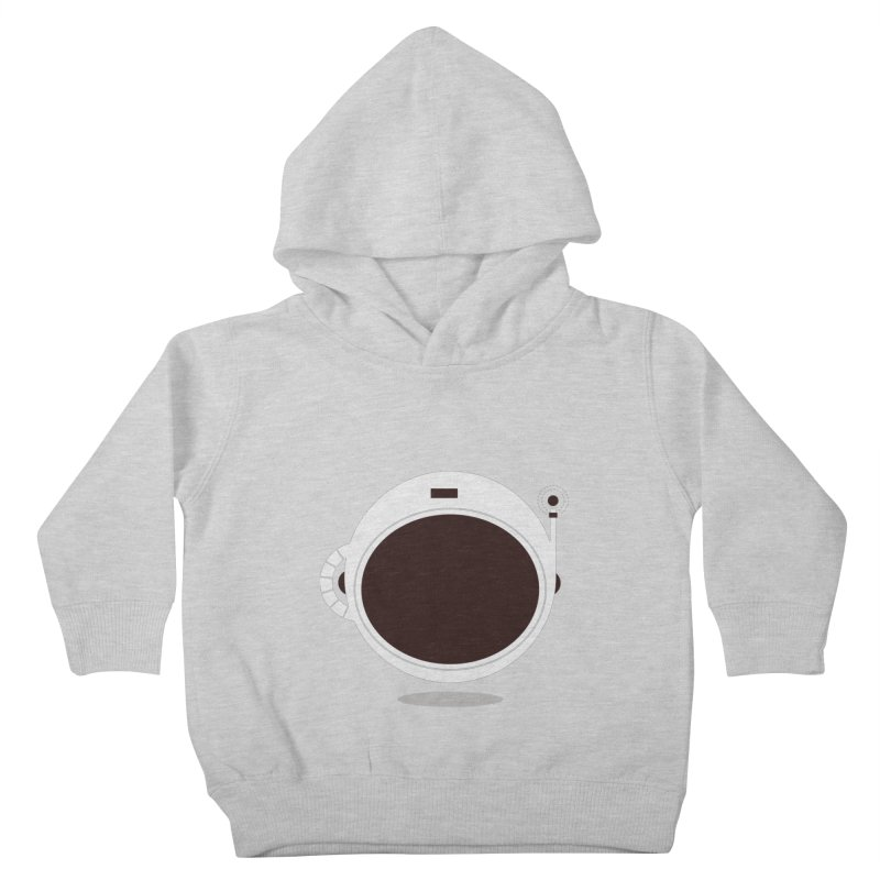 Spaceman Kids Toddler Pullover Hoody by Ryder Doty Shop