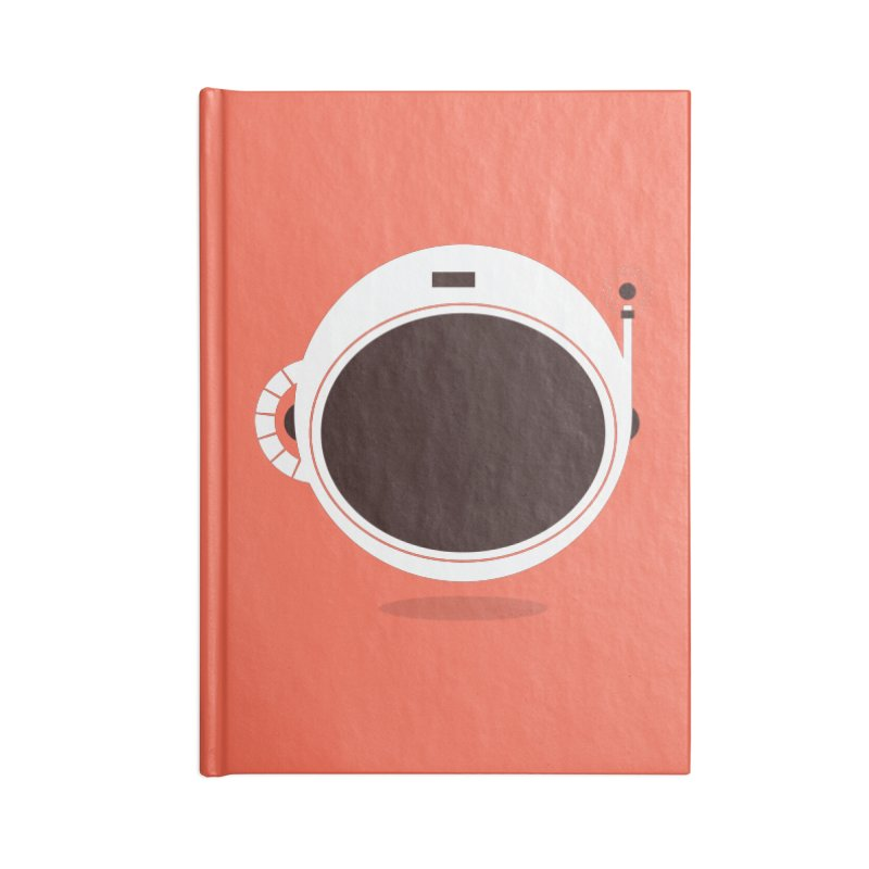 Spaceman Accessories Notebook by Ryder Doty Shop