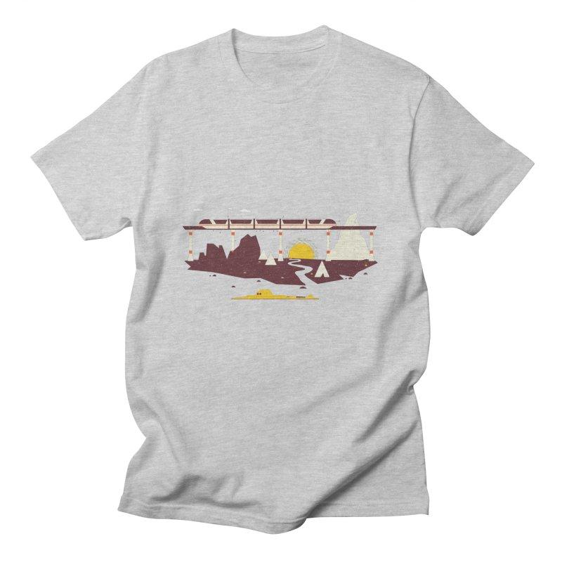 Magical Minimalism Men's T-Shirt by Ryder Doty Shop