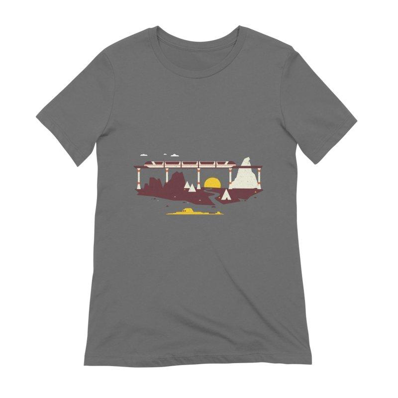 Magical Minimalism Women's T-Shirt by Ryder Doty Shop