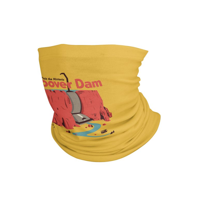 Hoover Dam Accessories Neck Gaiter by Ryder Doty Shop