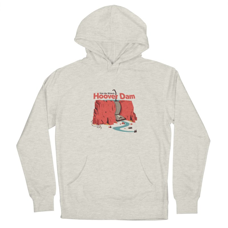 Hoover Dam Women's Pullover Hoody by Ryder Doty Shop