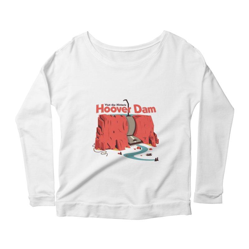 Hoover Dam Women's Longsleeve T-Shirt by Ryder Doty Shop