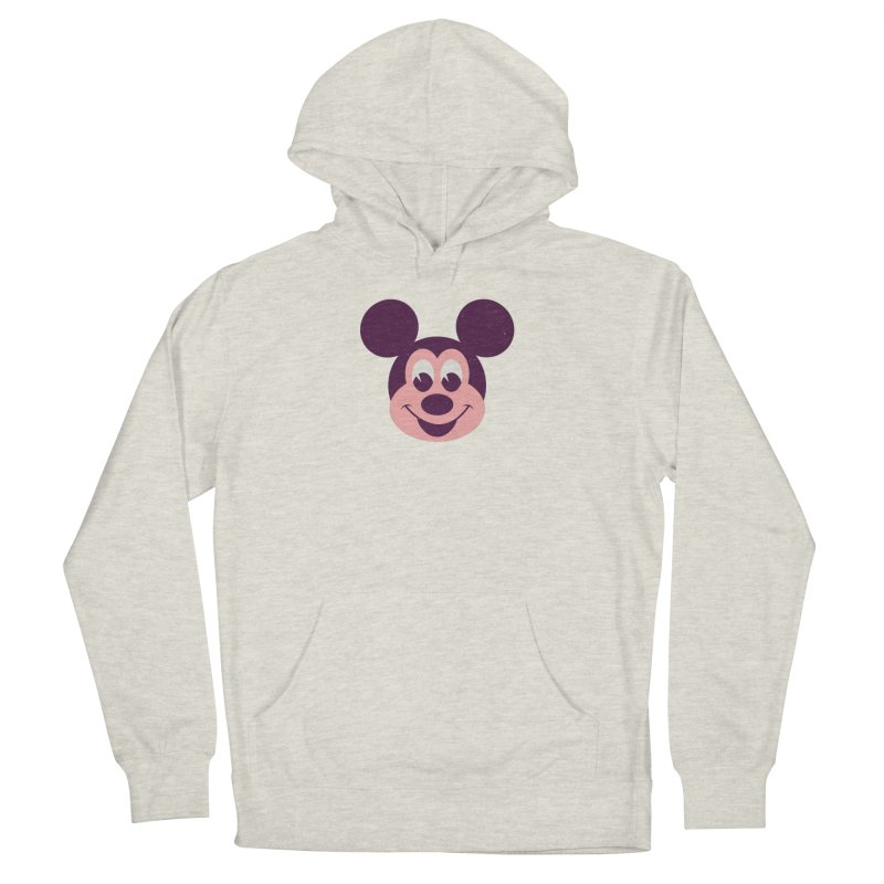Mouse Women's French Terry Pullover Hoody by Ryder Doty Shop