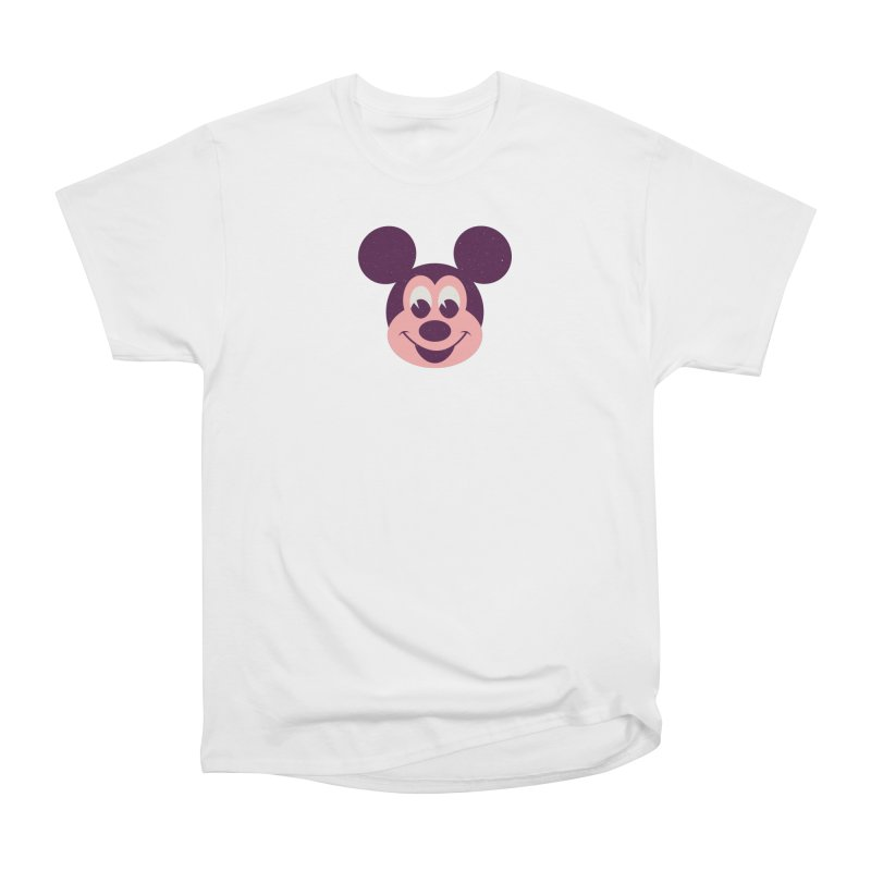Mouse Men's Heavyweight T-Shirt by Ryder Doty Shop