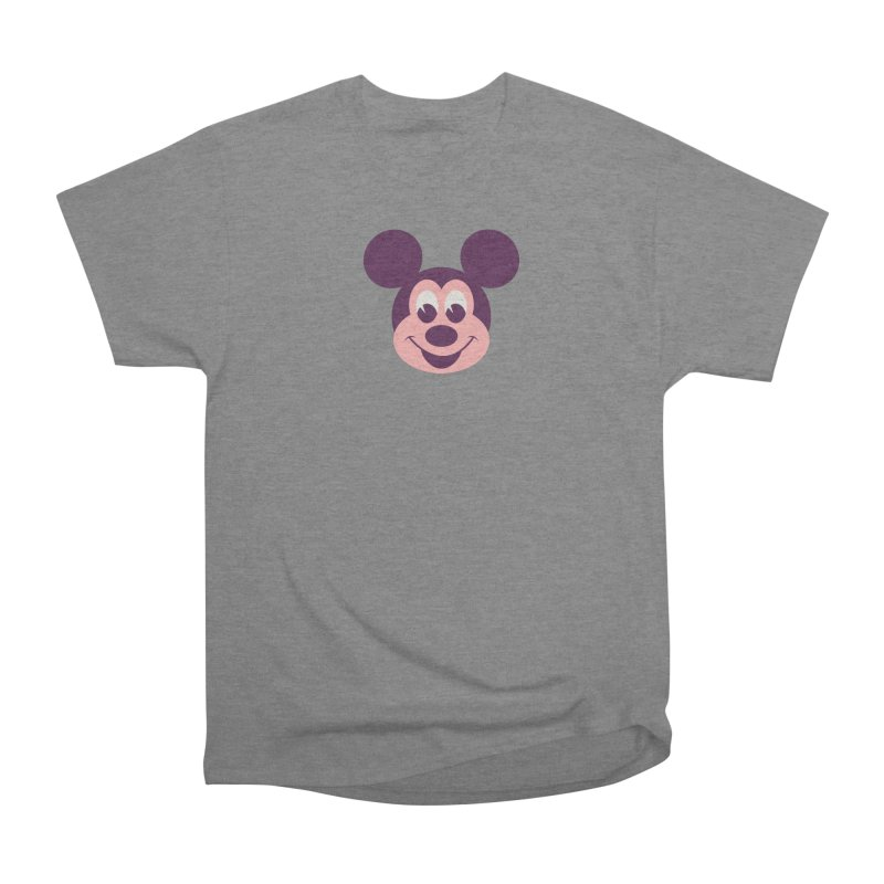 Mouse Women's Heavyweight Unisex T-Shirt by Ryder Doty Shop