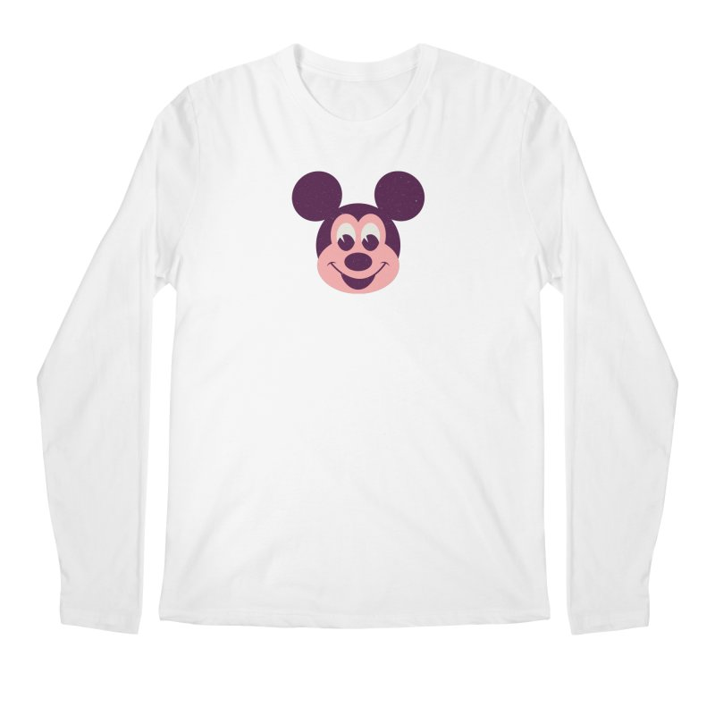 Mouse Men's Regular Longsleeve T-Shirt by Ryder Doty Shop