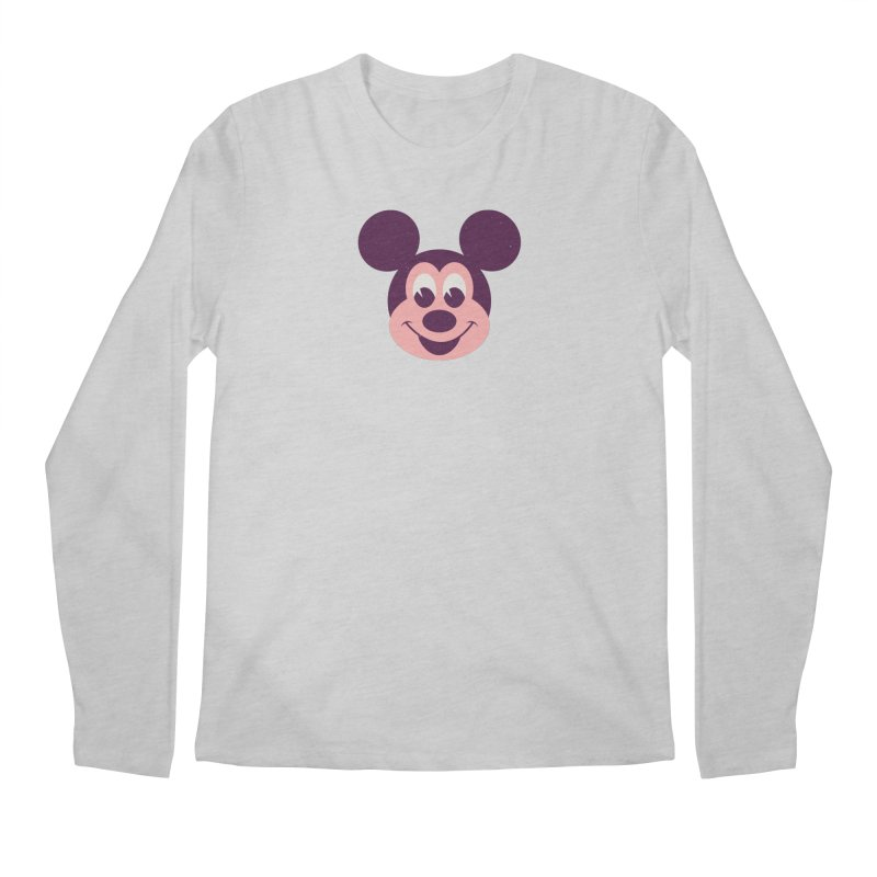 Mouse Men's Longsleeve T-Shirt by Ryder Doty Shop