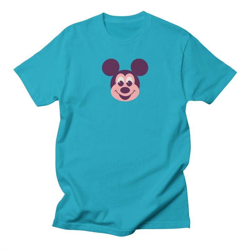 Mouse Men's Regular T-Shirt by Ryder Doty Shop