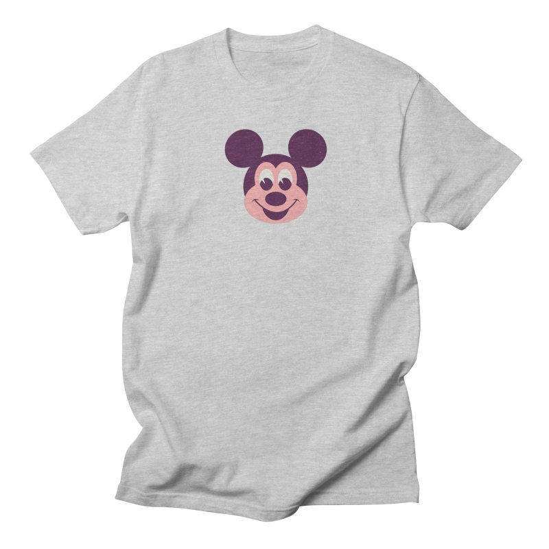 Mouse Women's Regular Unisex T-Shirt by Ryder Doty Shop