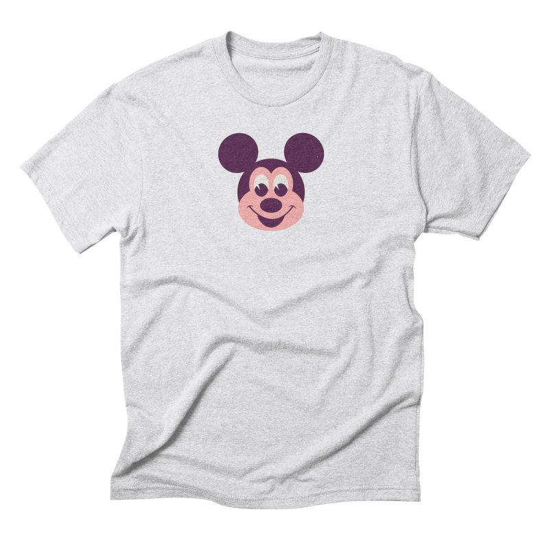 Mouse Men's Triblend T-Shirt by Ryder Doty Shop
