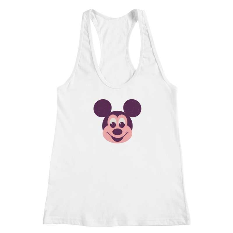 Mouse Women's Tank by Ryder Doty Shop