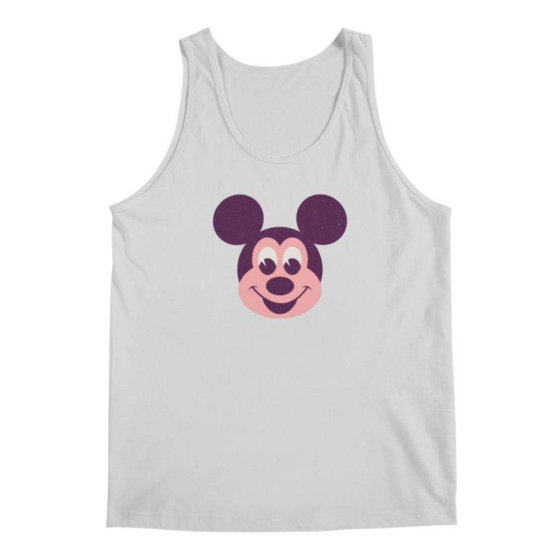 Mouse Men's Regular Tank by Ryder Doty Shop