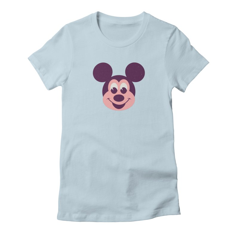 Mouse Women's T-Shirt by Ryder Doty Shop