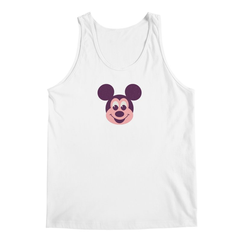Mouse Men's Regular Tank by Ryder Doty Shop