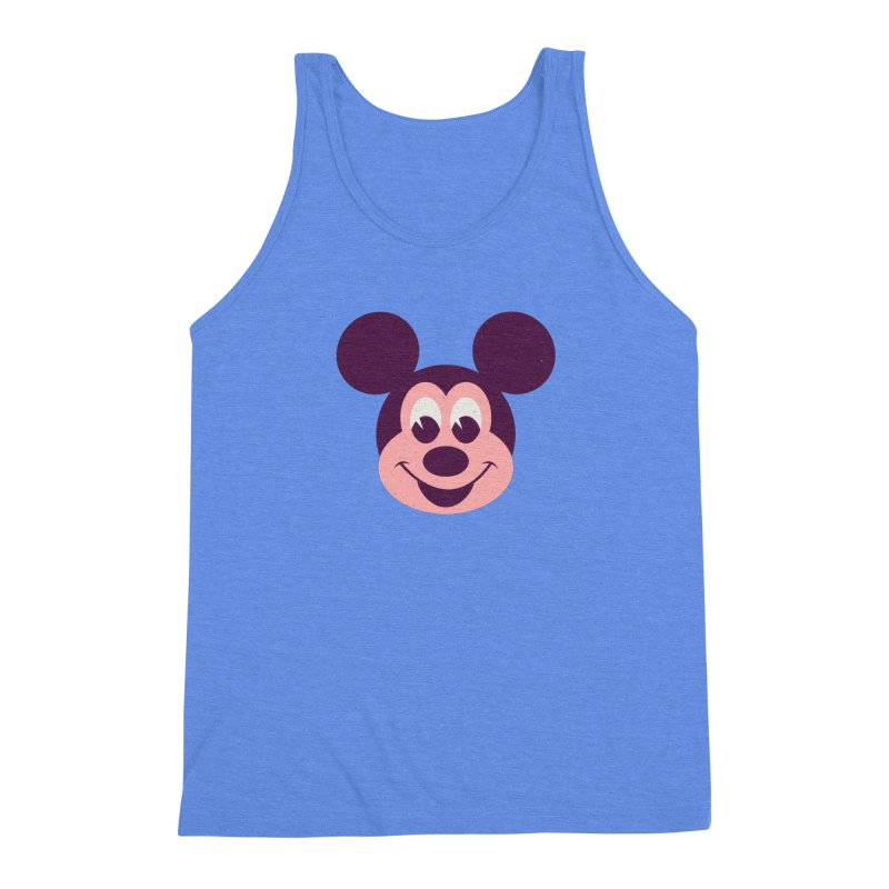 Mouse Men's Tank by Ryder Doty Shop
