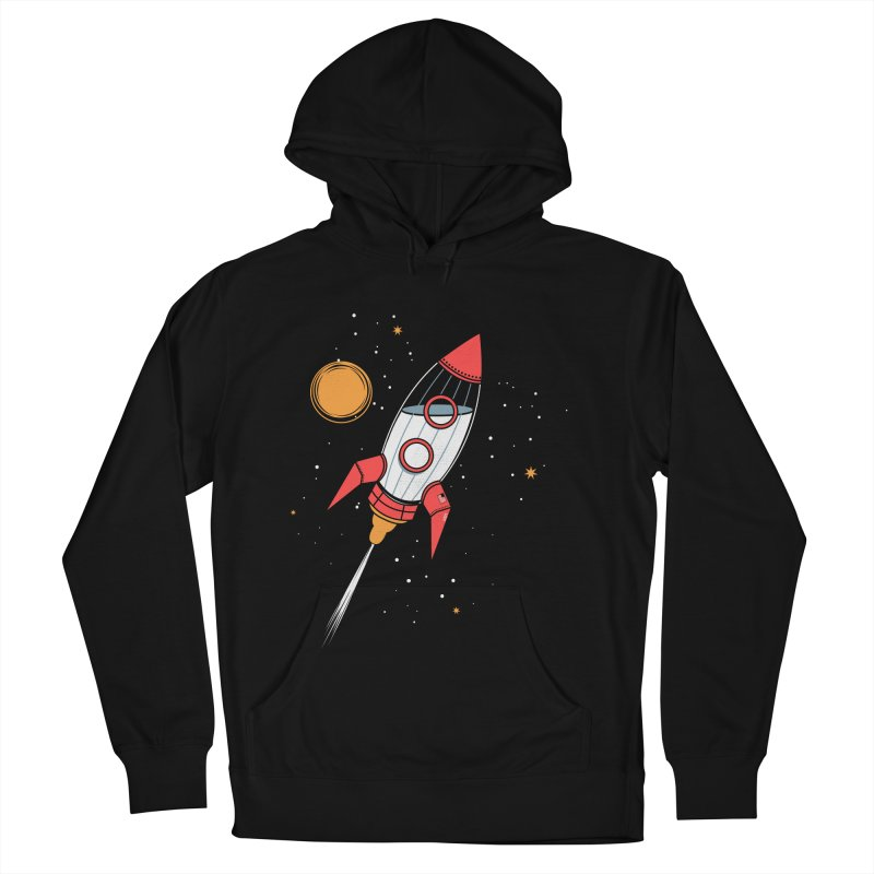 Bottle Rocket Women's Pullover Hoody by Ryder Doty Shop