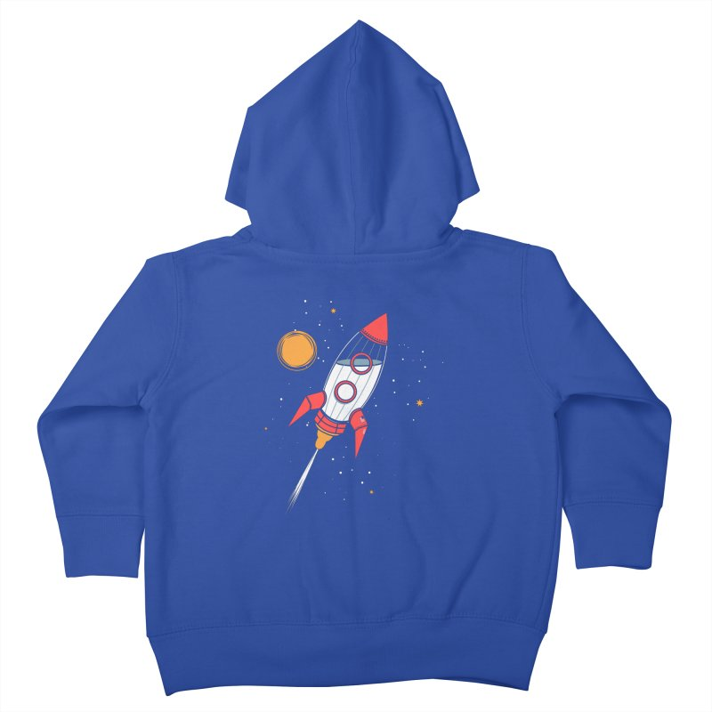 Bottle Rocket Kids Toddler Zip-Up Hoody by Ryder Doty Shop