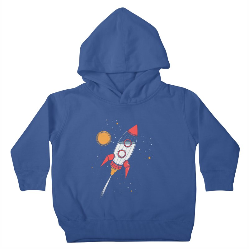 Bottle Rocket Kids Toddler Pullover Hoody by Ryder Doty Shop