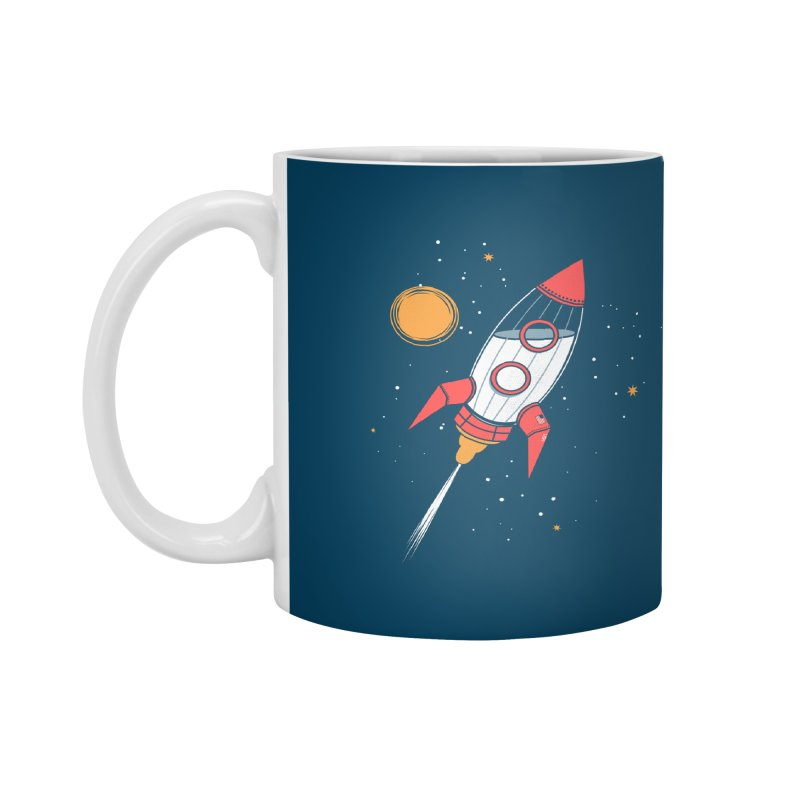 Bottle Rocket Accessories Mug by Ryder Doty Shop