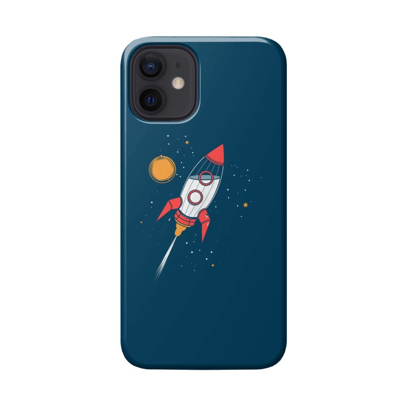 Bottle Rocket Accessories Phone Case by Ryder Doty Shop