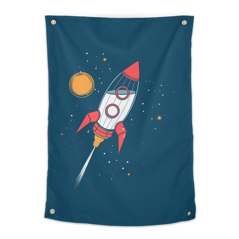 Bottle Rocket Home Tapestry by Ryder Doty Shop