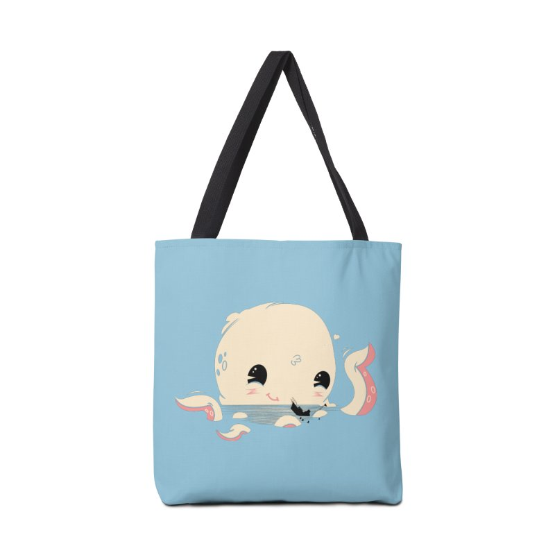 Adorable Octopus Battle Accessories Bag by Ryder Doty Shop
