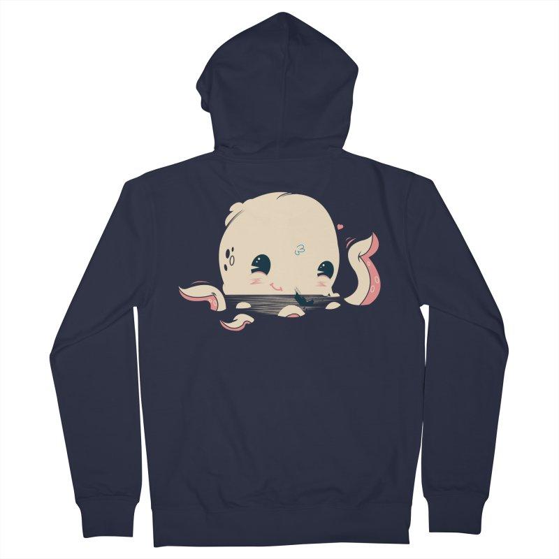 Adorable Octopus Battle   by Ryder Doty Design Shop