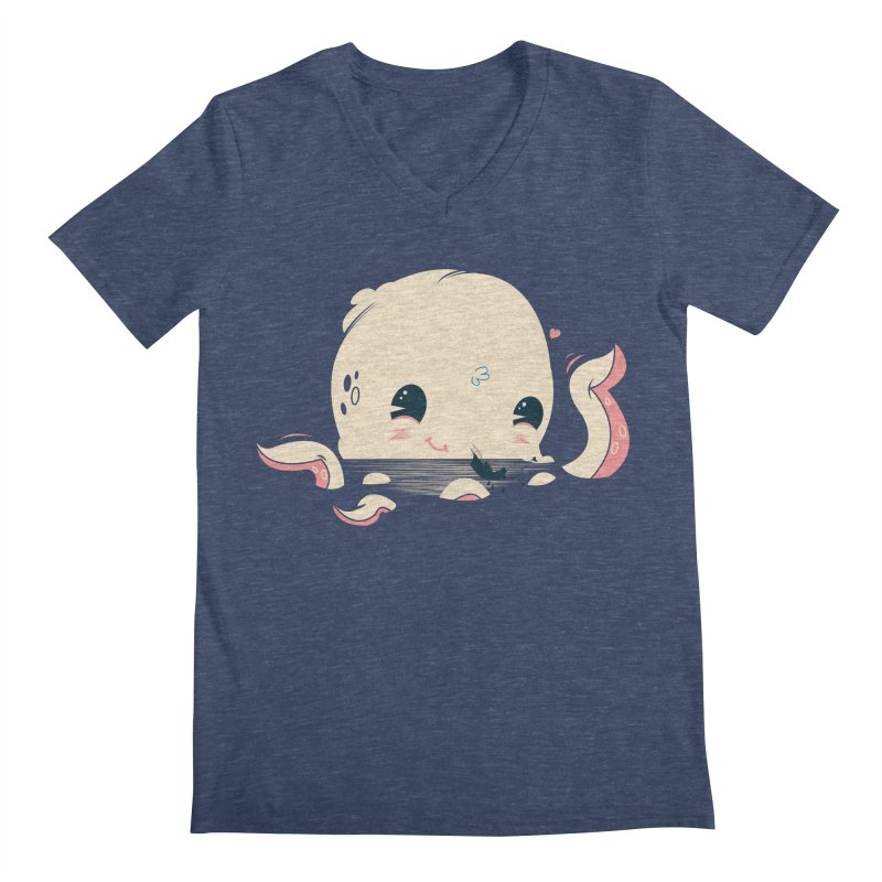 Adorable Octopus Battle   by Ryder Doty Design Shop